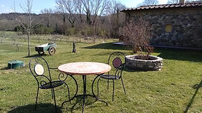 Photo for rustic nestled in the Tuscan hills