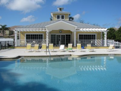 Photo for Calusa Palms, Luxurious 2-3 br/ 2 bt carriage house with attached garage