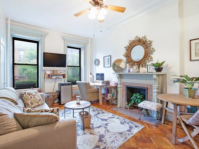 Photo for Charming Harlem Furnished One Bedroom Apartment in New York City