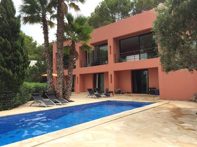 Photo for Elegant Family Villa in Porroig-Ibiza