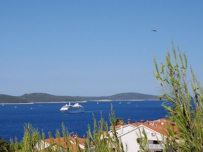 Photo for Apartment Avelini in Hvar/Hvar - 2 persons, 1 bedrooms