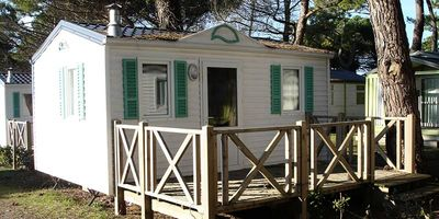 Photo for Camping Le Suroit *** - Mobil Home 3 Rooms 5 People