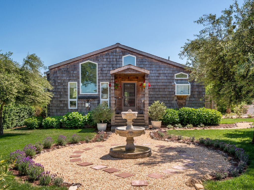 Attractive Adorable Cottage In Sonoma County Photo