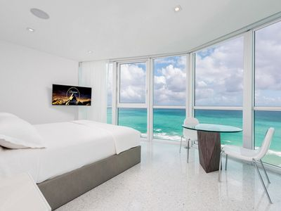 Photo for Panoramic Oceanfront 2/2 Corner Private Residence at The Setai