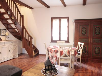 Photo for 3 room apartment for 2 to 6 people in the heart of the city center of Colmar