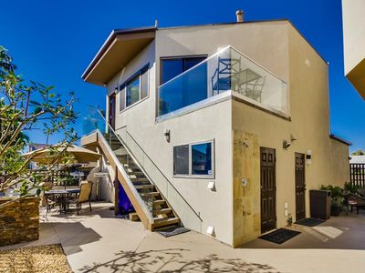 Photo for Great Location! 1 Bdrm Casita w/ AC - Steps to Mission Beach & Bay