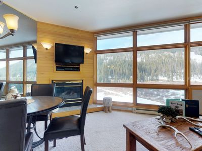 Photo for NEW LISTING! Top-floor condo w/spectacular views, waterfront on Snake River