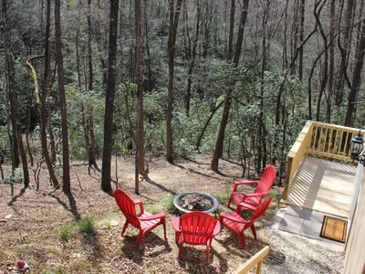 Photo for 2BR Apartment Vacation Rental in Brevard, North Carolina