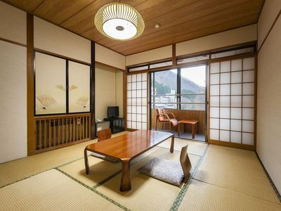 Photo for Japanesestyle room with 10 tatami mats mountain  / Iwate-gun Iwate
