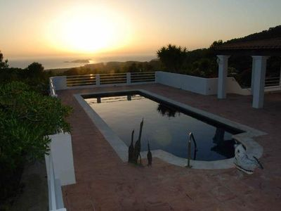 Photo for Holiday house Cala Bassa for 7 - 9 persons with 3 bedrooms - Holiday house