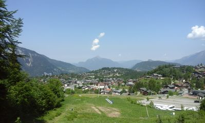 Photo for Studio apartment in mountain village for ski and hiking holidays