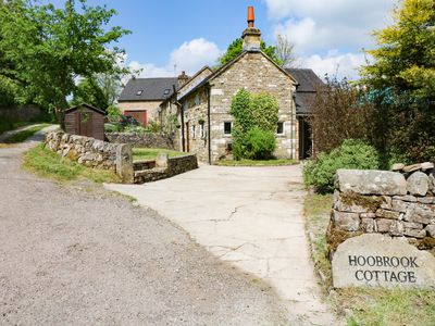 Photo for Hoobrook Cottage, BUTTERTON