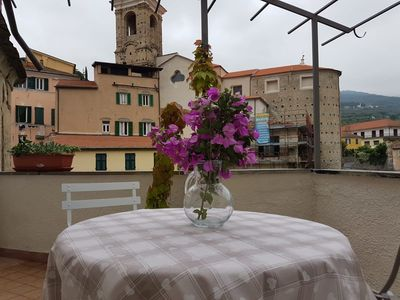 Photo for Casa Stefano in the heart of the historical center of Dolcedo