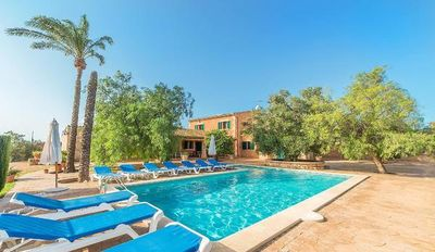 Photo for 5BR Chalet Vacation Rental in Campos, Süd Mallorca