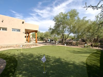 Photo for Luxury North Scottsdale/Cave Creek Home with Heated Pool & Hot Tub On 1+ acre
