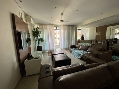 Photo for Apartment 4 suites 50 meters from the beach, Santos - SP