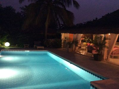 Photo for CASE LUXURIOUS ROOF OF 250M2 WITH SWIMMING POOL AND VERY NICE GARDEN
