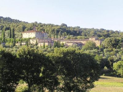 Photo for Residence Il Pero di Cetinale, Sovicille  in Um Siena - 4 persons, 2 bedrooms
