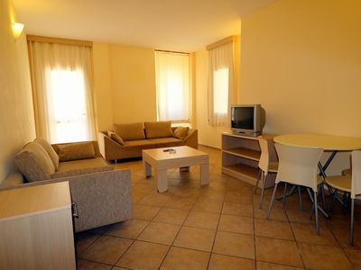 Photo for Just 1 Room 1 Livingroom Condo with Balcony & Pool in City 4 People