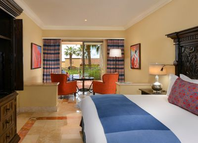 Jr Suite with King size bed