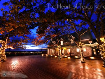 Heart of Texas Ranch and Retreat sleeps 30. Weddings, Yoga Retreats, Reunions
