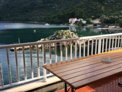 Photo for Two bedroom apartment near beach Okuklje, Mljet (A-4933-b)