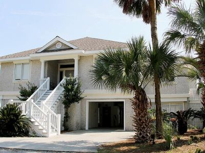 Photo for - OCEAN FRONT BEACH 24/7 - COMFORTS OF HOME - ELEVATOR - WIFI - DUAL CROSSOVERS
