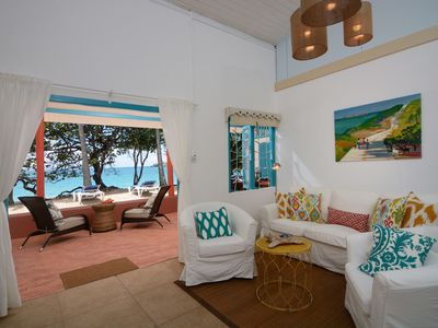 Photo for Sugar apple Inn and Beach Cottage at Friendship Bay Bequia