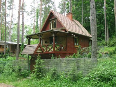 Photo for holiday home, Rentyny  in Masurische Seenplatte - 4 persons, 2 bedrooms