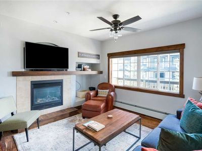 Photo for Bright, Spacious Steamboat Condo Perfect For Families.