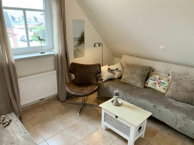 Photo for Lovely apartment for 2 guests with TV, balcony and parking