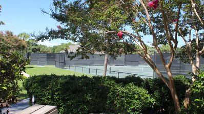 Photo for 1st Fl, 1 BR Villa! Amenity Cards! Walk to Tennis, Lake House!