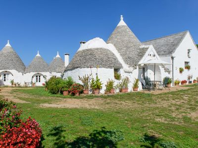 Photo for B & b Masseria Pozzo Tre Pile dates back to the eighteenth century