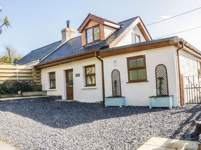Photo for 2 TAN Y MARIAN UCHAF, pet friendly in Brynteg, Ref 968358