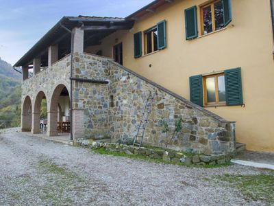 Photo for 7 bedroom Villa, sleeps 14 in Starda with Pool and WiFi