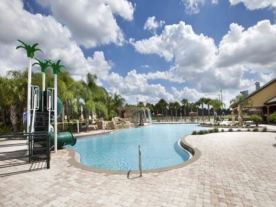 Photo for Rent Your Dream Holiday in One of Orlando's most Exclusive Resorts, Paradise Palms Resort, Orlando House 1213
