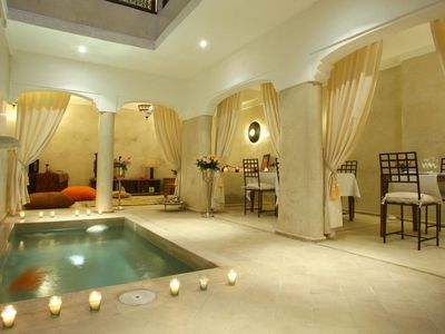Photo for Chic And Discreet Luxury - Riad Sabra
