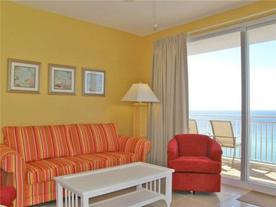Photo for Splash 3 Bdrm Corner Unit- 9th Floor- Beach Service and WIFI