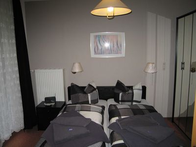 Photo for Double Room with Balcony - Bergpension Haus Vogelsang