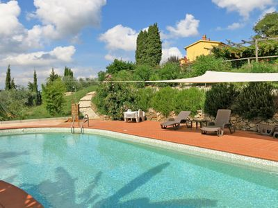 Photo for One bedroom Villa, sleeps 6 in Ceppato with Air Con and WiFi