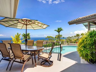 Photo for Luxury Estate 3 Bedroom 3.5 Bath Home - Ocean Views POOL & AC