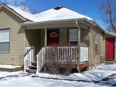 Photo for Charming 3 bedroom home!  Book now Fall and Winter rates.