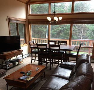 All-season Family Condo at the Famous Bretton Woods Resort - Free 24/7 Shuttle