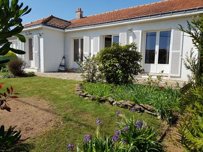 Photo for Single-storey detached house in Plaine sur Mer
