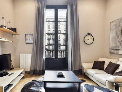 Photo for Friendly Rentals The Midtown Rusinyol VI Apartment in Barcelona