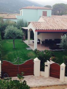 Photo for Villa with garden 300 meters from the sea
