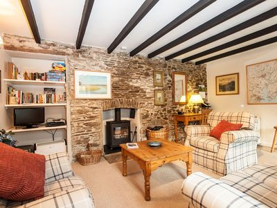 Photo for Pedlars -  a cottage that sleeps 4 guests  in 2 bedrooms