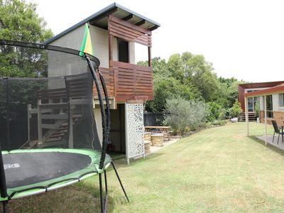 Photo for Entire house with kids cubby house and studio.