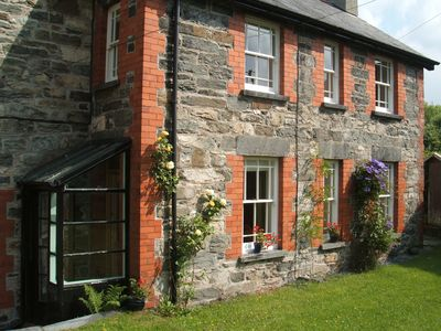 Photo for Bryn Awel. Penmachno. Traditional cottage 4 miles from Betws y Coed.