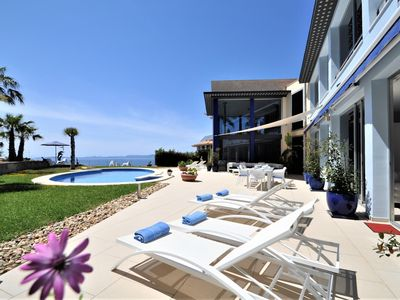 Photo for VILLA BAY BLUE- Exclusive property 8 pax- Bahía Azul - ETV/8686 - Free Wifi